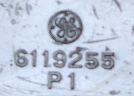 General Electric 6119255