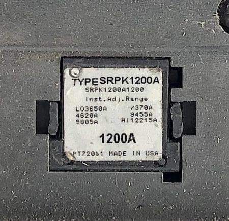 General Electric SKHA26AT1200-1200