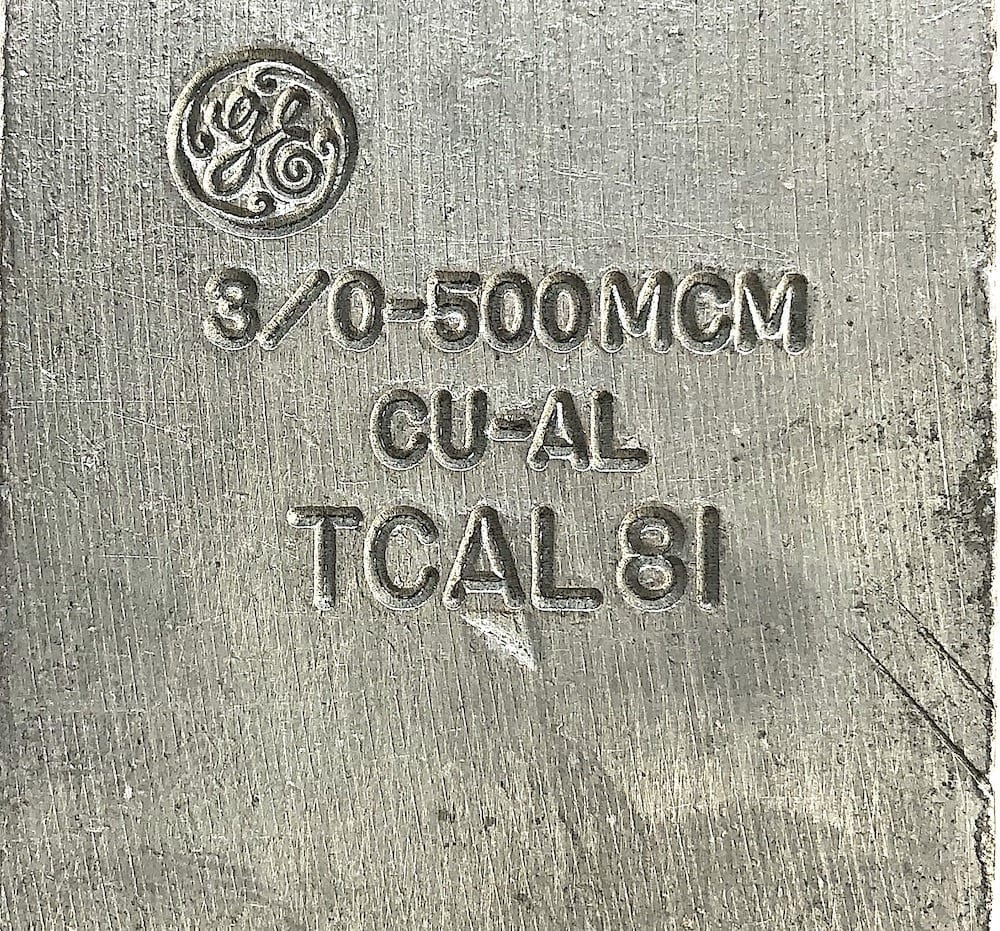 General Electric TCAL81