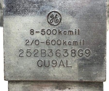 General Electric 252B3638G9