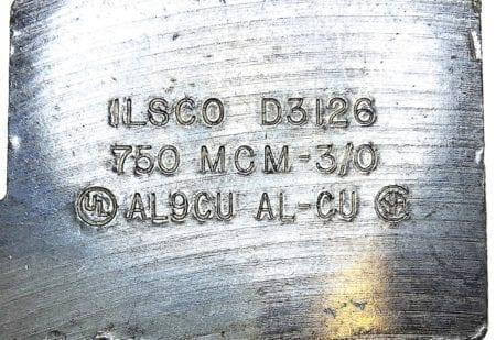 ILSCO D3126-1