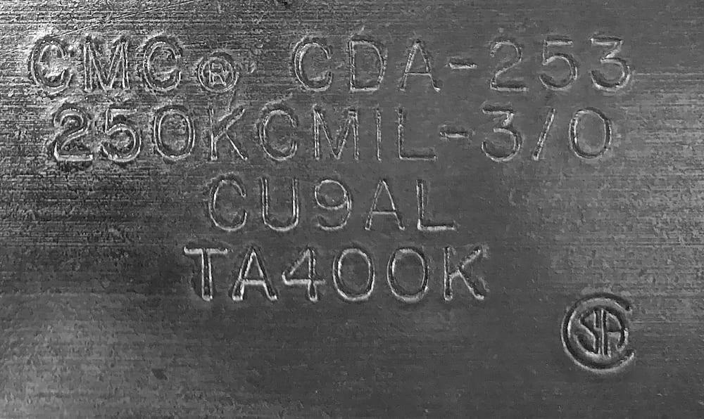 CMC CDA-253