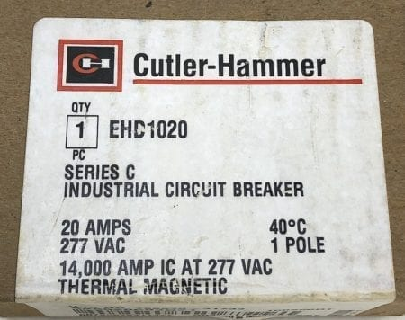 Cutler Hammer EHD1020-NIB