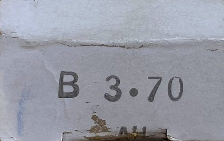 Square D B3.70