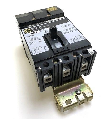 Square D FA34080-NML