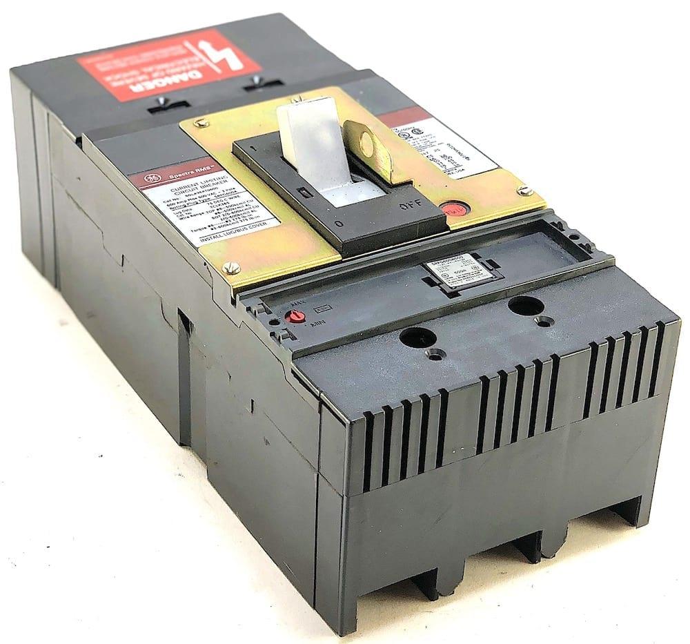 General Electric SGLA36AT0600-600-NOB