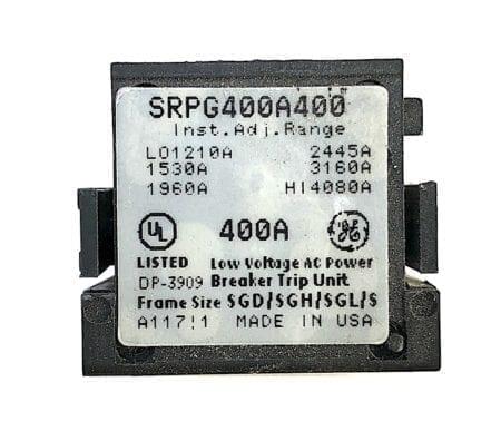 General Electric SRPG400A400