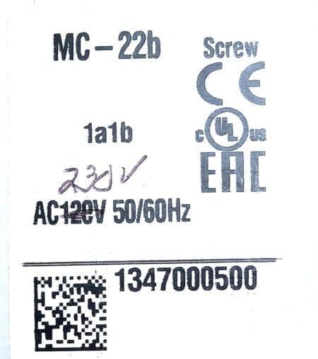 LS Metasol MC-22B
