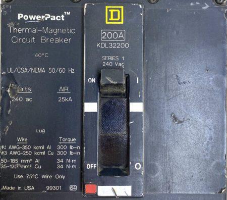 Square D KDL32200
