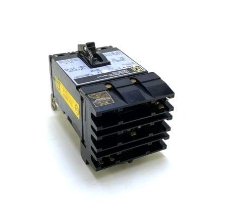 Square D FA34100-NML-GL-LIR