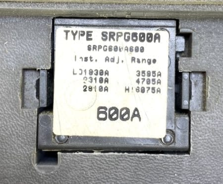 General Electric SGHA36AT0600-600-CHIP