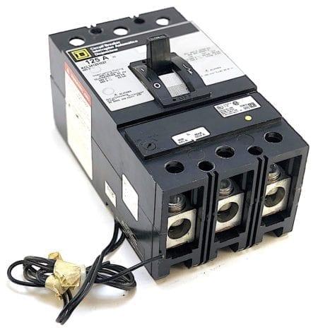 Square D KCL341251027-ST-GL
