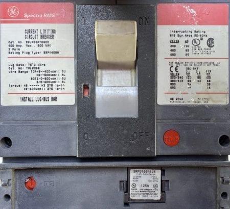 General Electric SGLA36AT0400-125