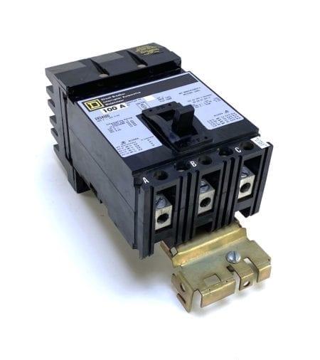 Square D FA34100-NML