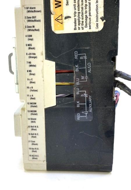 Eaton CHKD3125T106W-AUX-PT