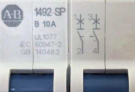 Allen Bradley 1492-SPM2B100