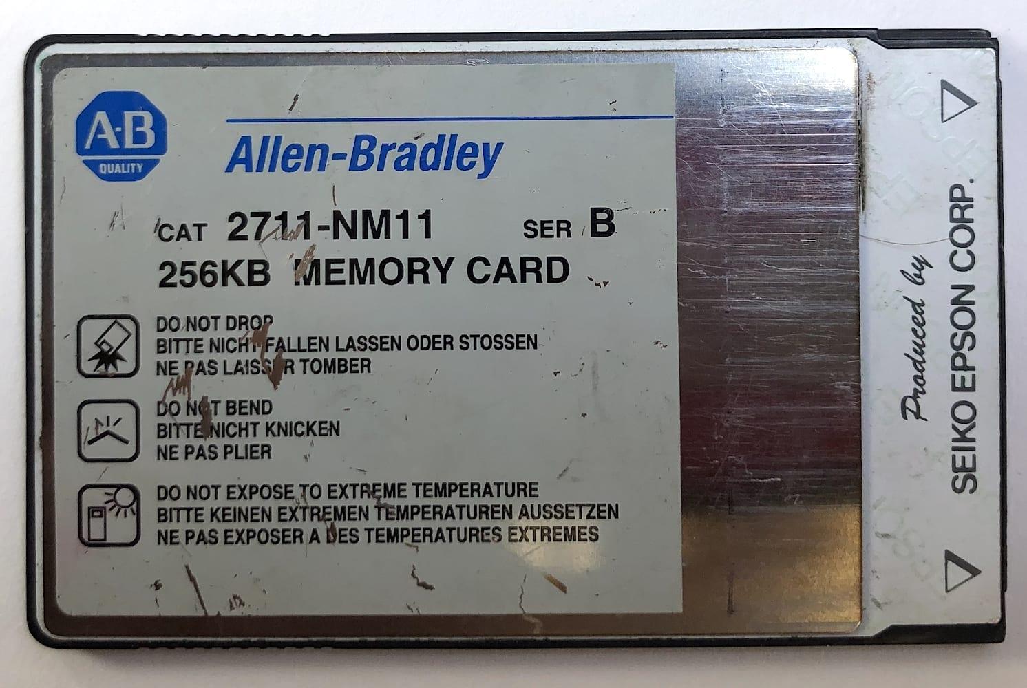 Allen Bradley 2711-K9C9X