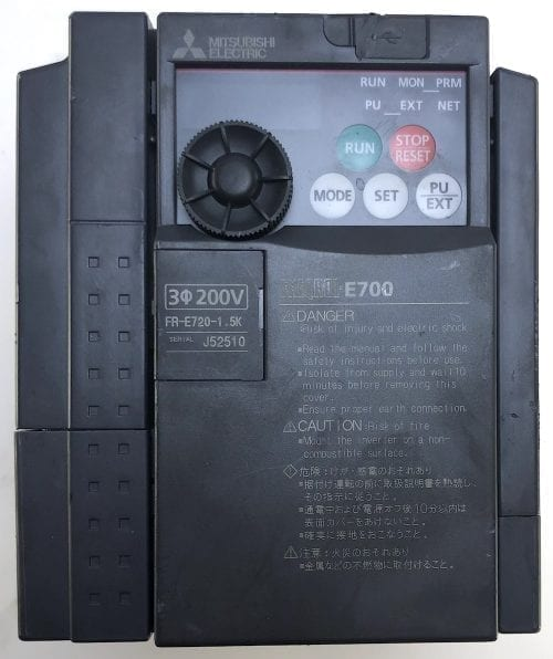 Mitsubishi Electric FR-E720-1.5K
