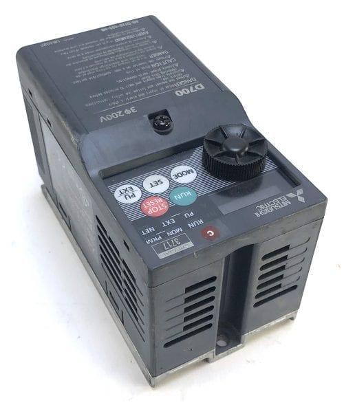 Mitsubishi Electric FR-D720-0.2K-60