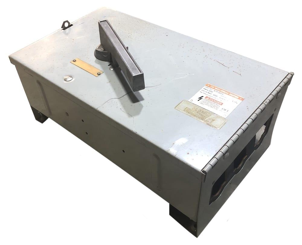 ITE Siemens V7F3604