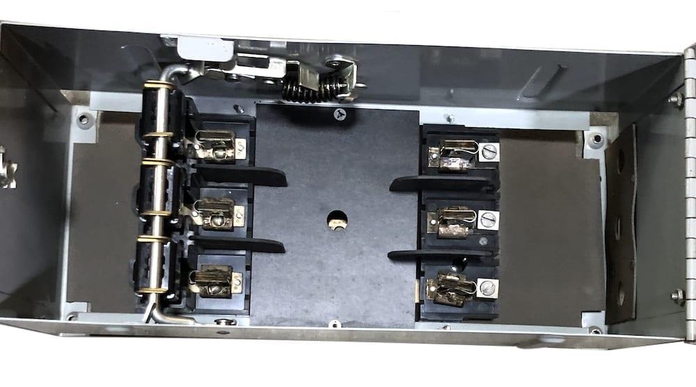 ITE Siemens V7E3603