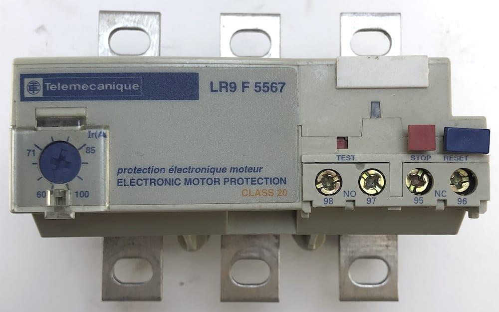 Telemecanique LR9F5567