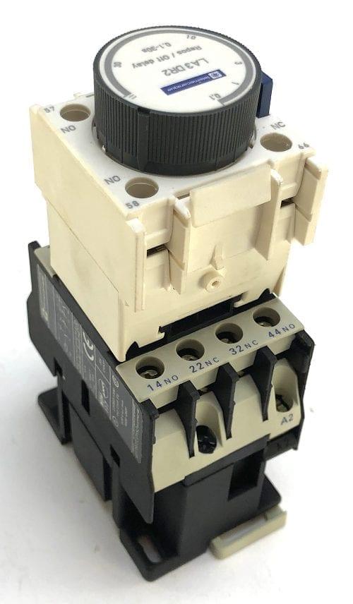 Telemecanique LA3DR2