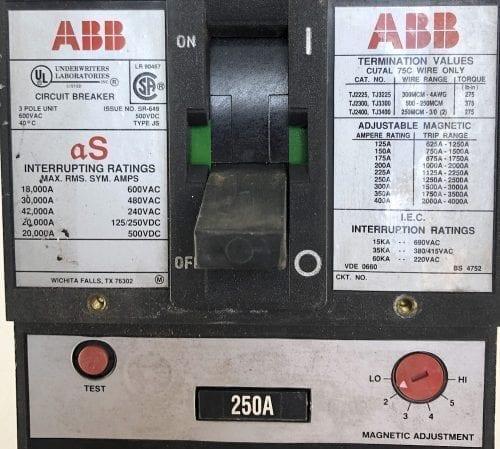 ABB SR-649