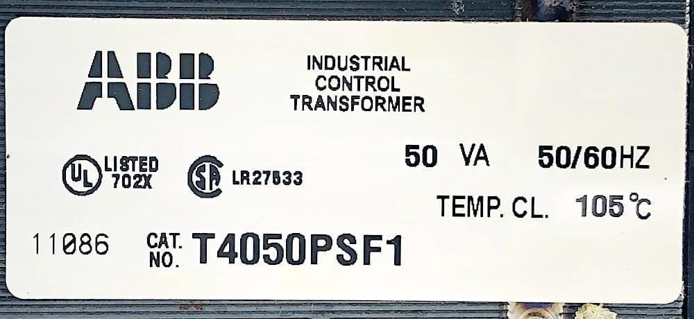 ABB T4050PSF1