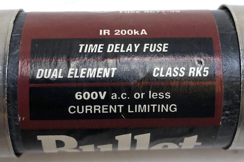 Bullet ECSR100