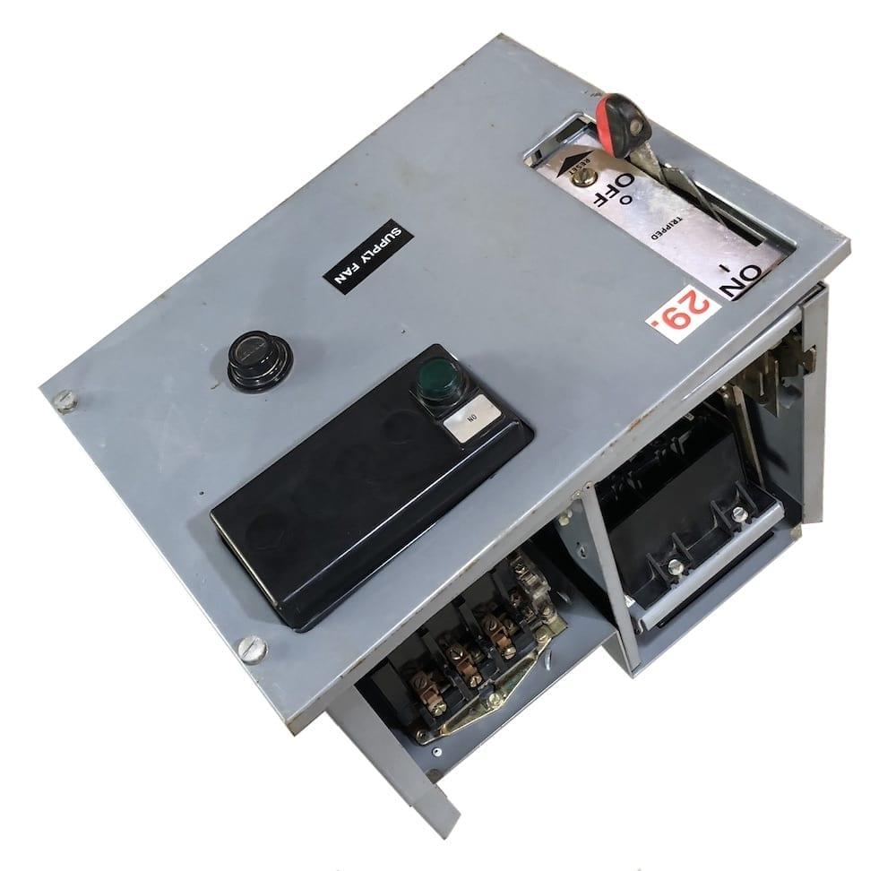Square D Model 5-120