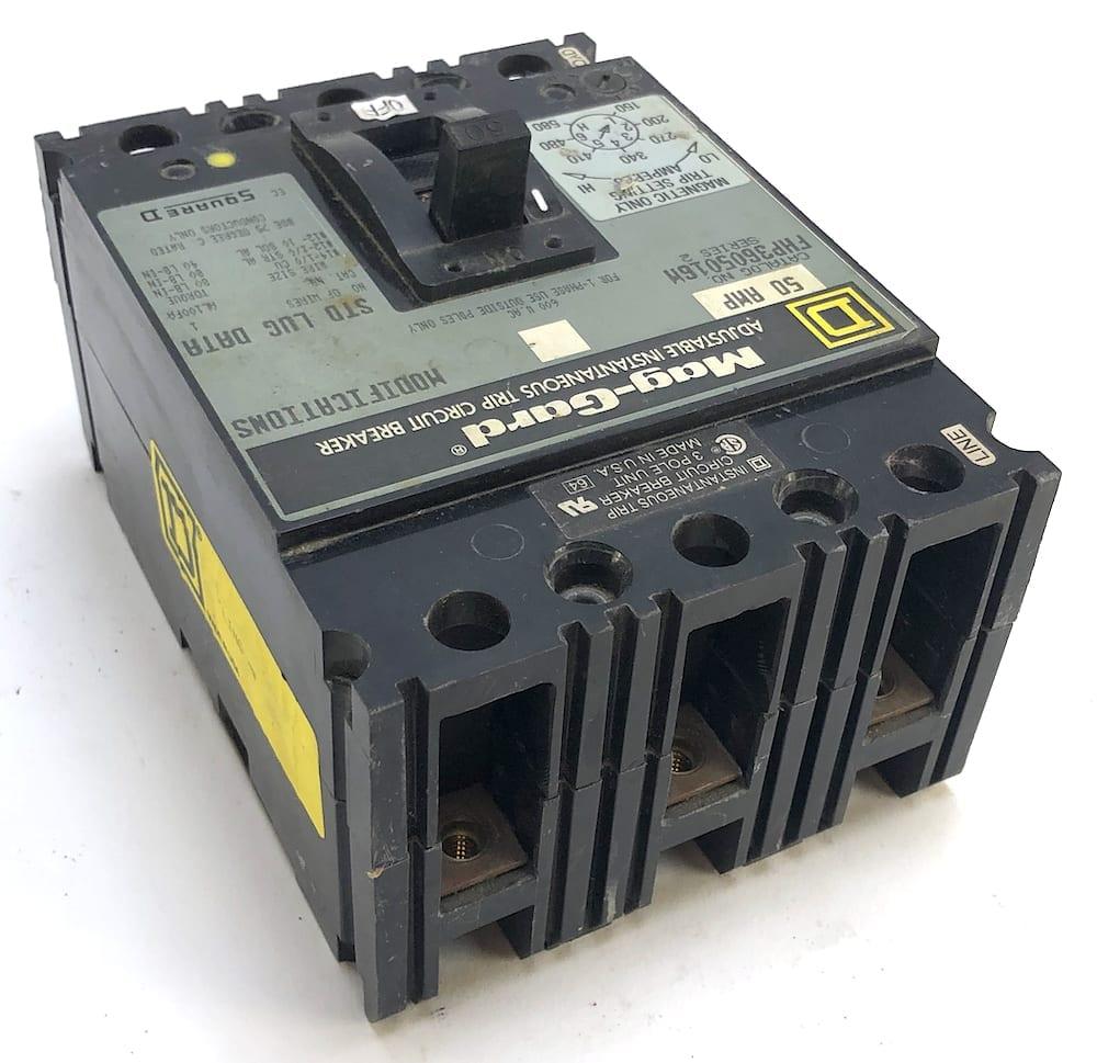 Square D FHP3605016M-GL