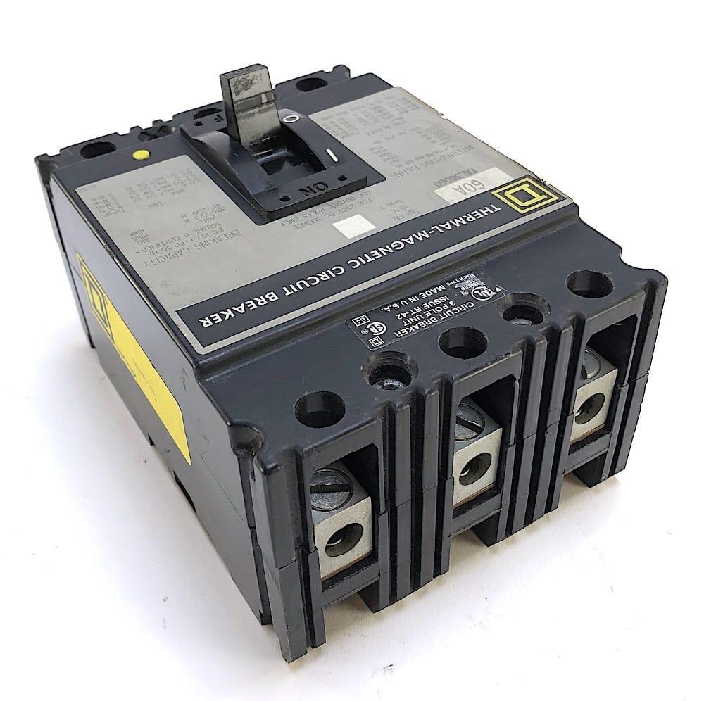Square D FAL36060-GL