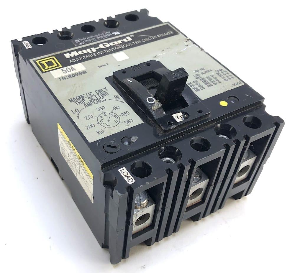 Square D FAL3605016M-GL