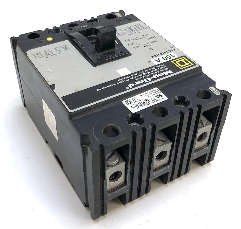 Square D FAL3610018M-GL