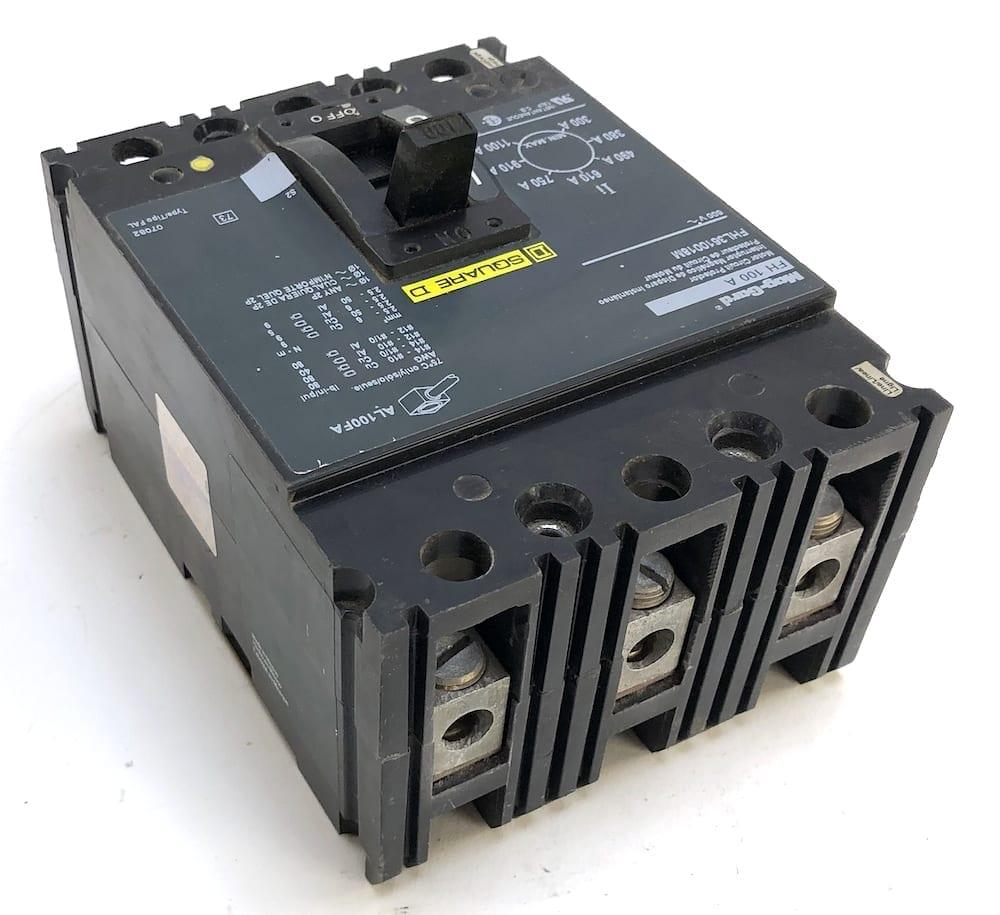 Square D FHL3610018M-CL