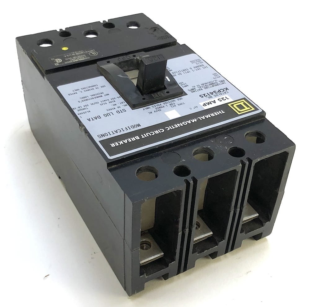 Square D KCP34125-NML
