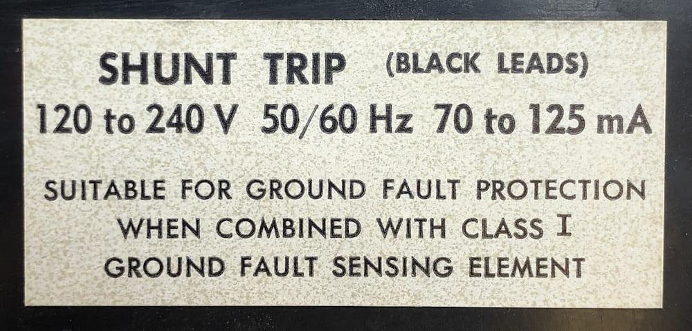 Square D FA360401021-ST-GL