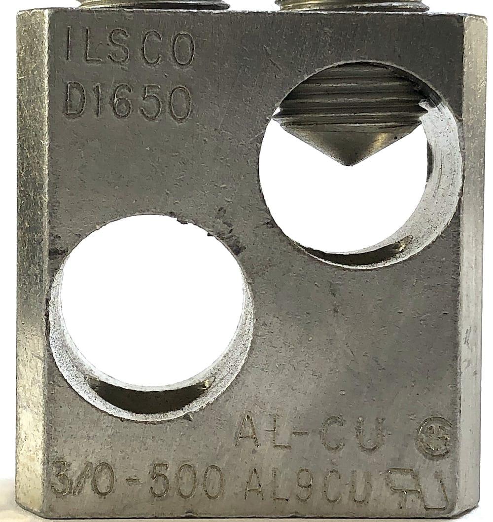 Ilsco D1650-Single