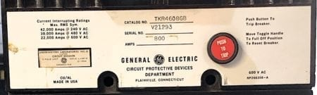General Electric TKR4608GB