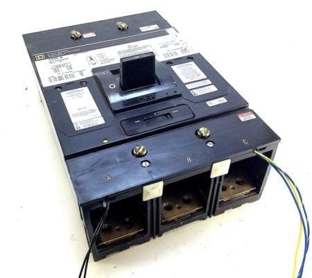 Square D MHL3612001386-GL-AUX-ST
