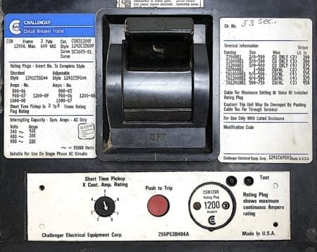 Challenger CSN31200F-1200
