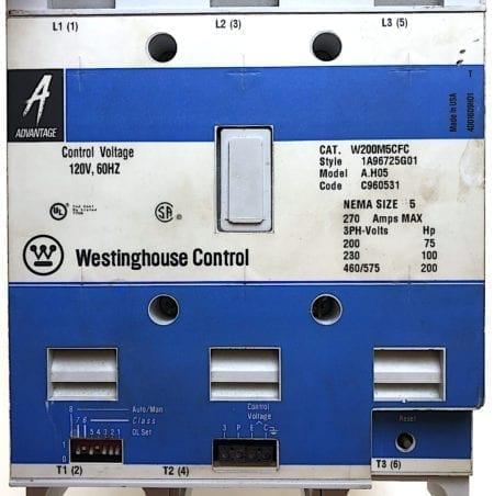 Westinghouse (Advantage) W200M5CFC