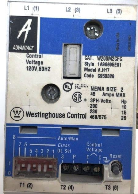 Westinghouse W200M2CFC