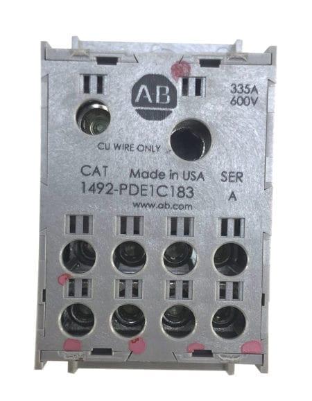 Allen Bradley 1492-PDE1C183
