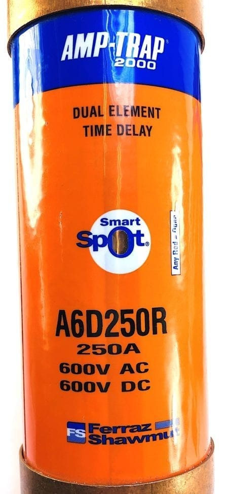 Ferraz Shawmut A6D250R