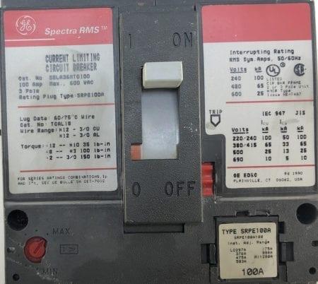 General Electric SELA36AT0100-100-ST