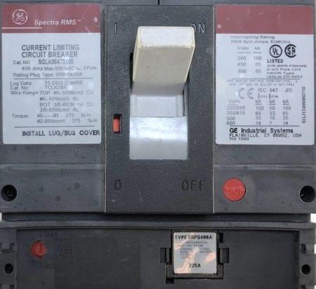 General Electric SGLA36AT0400-225