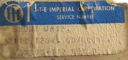 ITE 708393-T12