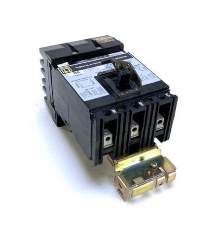 Square D FA36025-NML-GL